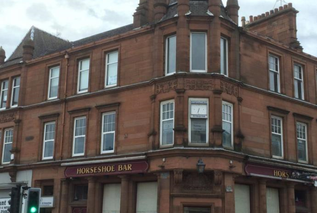 Thumbnail Flat to rent in Hamilton Road, Motherwell