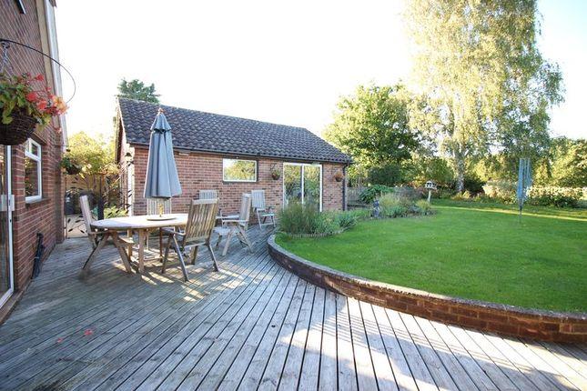 Garden of Redricks Lane, Sawbridgeworth CM21