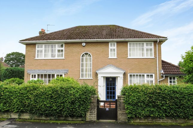 Thumbnail Detached house for sale in Hillcrest Avenue, Nether Poppleton, York