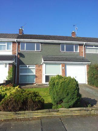 Thumbnail Terraced house to rent in Kingston Drive, Connah's Quay, Glannau Dyfrdwy