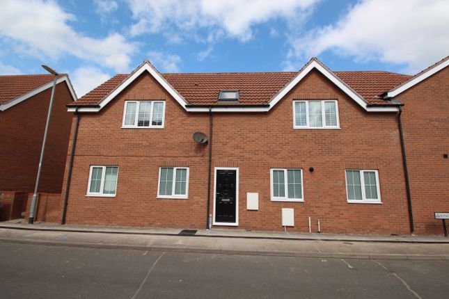 Thumbnail Flat for sale in Kingfisher Drive, Wombwell