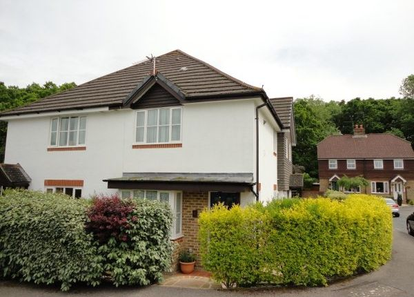 Thumbnail End terrace house to rent in The Jackdaws, Uckfield