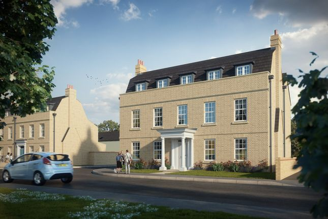 Thumbnail Flat for sale in Barton Road, Ely