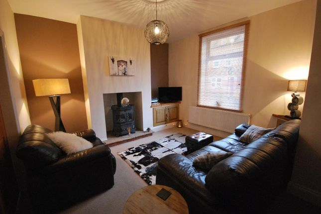 Thumbnail Terraced house to rent in Station Road, Wesham, Preston, Lancashire