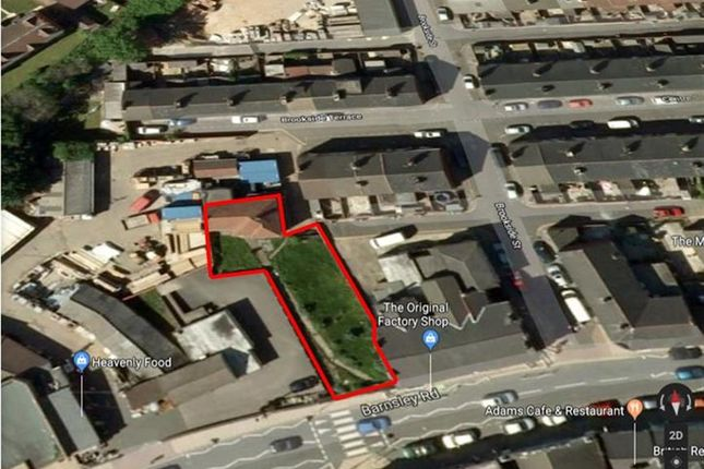 Thumbnail Land for sale in Barnsley Road, South Elmsall, Pontefract