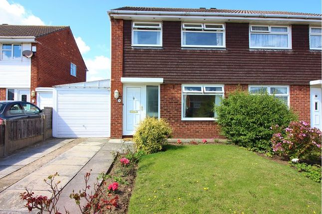 Thumbnail Semi-detached house to rent in Totnes Drive, Southport