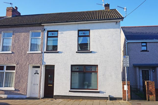Thumbnail Terraced house for sale in Central Street, Ystrad Mynach