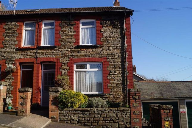 Thumbnail Semi-detached house for sale in Aberffrwd Road, Mountain Ash