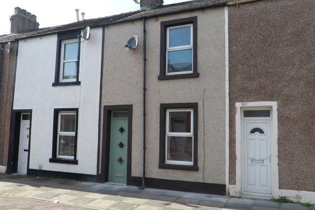 Thumbnail Terraced house to rent in Milburn Street, Workington, Cumbria