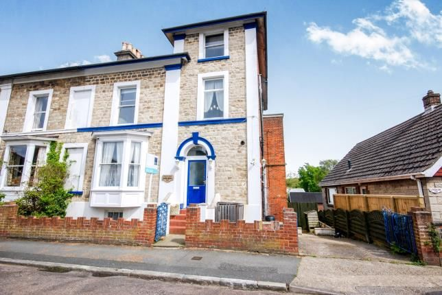 Thumbnail Semi-detached house for sale in Monkton Street, Ryde