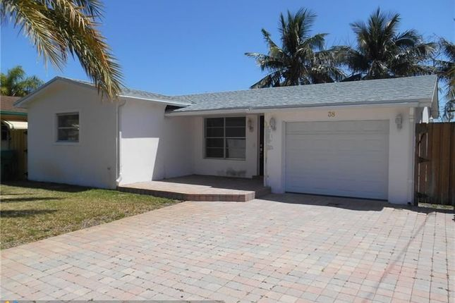 Thumbnail Property for sale in 38 Se 14th St, Dania Beach, Florida, United States Of America