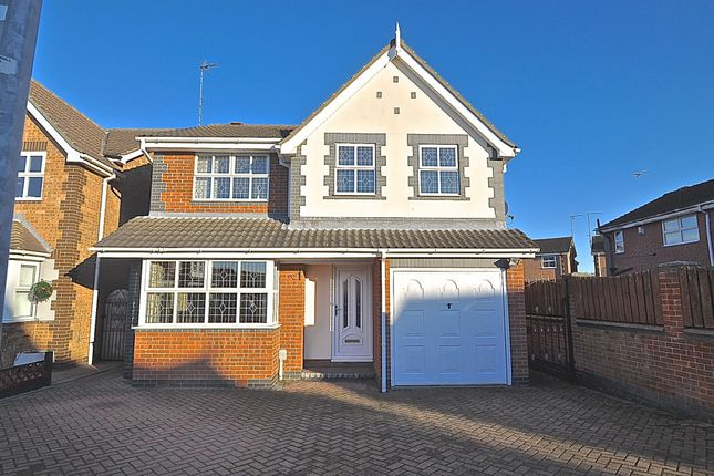 Thumbnail Detached house for sale in Broadland Drive, Hull, East Riding Of Yorkshire