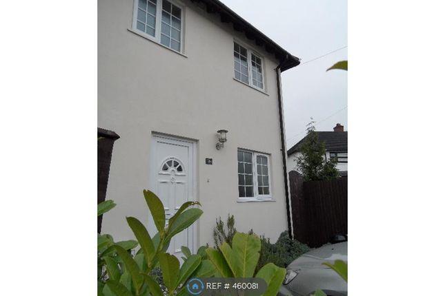 Thumbnail Semi-detached house to rent in Leafy Oak Road, London