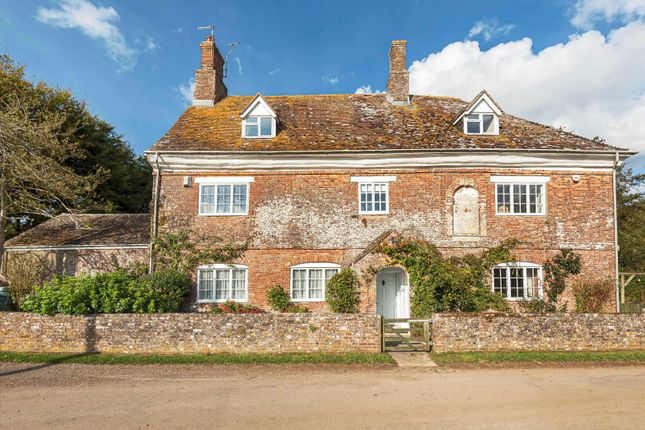 Thumbnail Detached house for sale in Old Parsonage Farmhouse, Middle Street, Dewlish, Dorchester