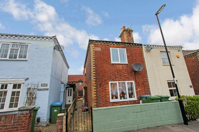 Thumbnail Semi-detached house for sale in Wolseley Road, Shirley, Southampton
