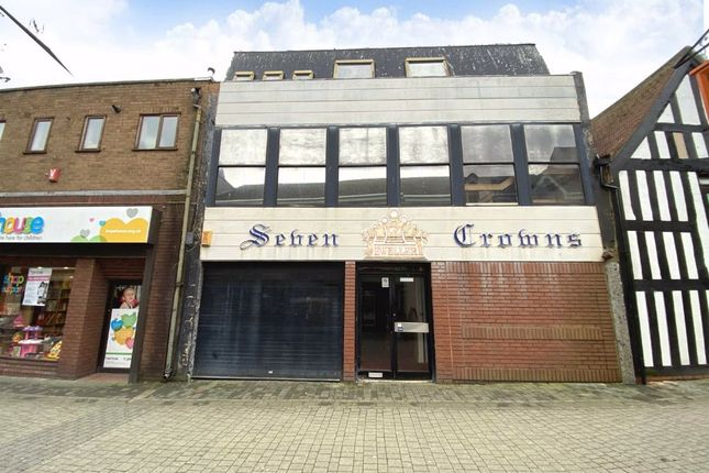Thumbnail Retail premises to let in Crown Street, Telford, Shropshire