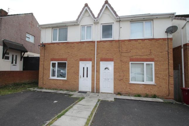 Thumbnail Terraced house to rent in Birbeck Road, Kirkby, Liverpool