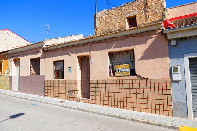 Calle Primero De Mayo, Benijófar, Alicante, Valencia, Spain