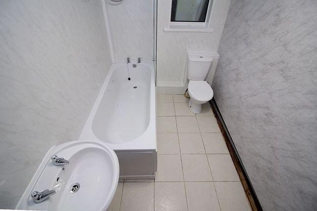 Bathroom of Danygraig Street, Graig, Pontypridd CF37
