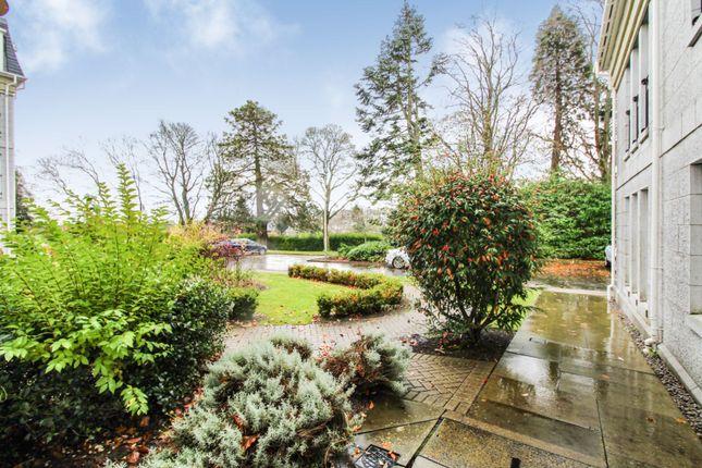 Communal Gardens of Grimond Court, Aberdeen AB15