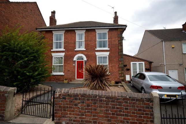 Thumbnail Detached house for sale in Wellington Street, New Whittington, Chesterfield