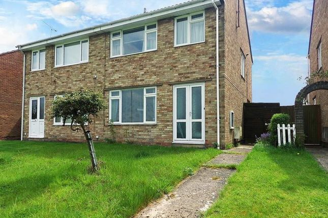 Thumbnail Semi-detached house for sale in Broadmead Walk, Swindon, Wiltshire