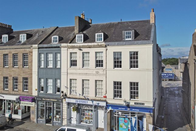 Thumbnail Flat for sale in Apartment 5, 19 The Square, Kelso