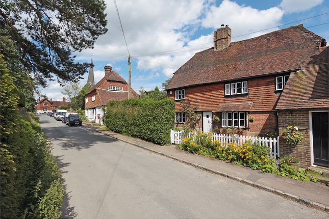 Thumbnail Cottage for sale in North Lane, West Hoathly, East Grinstead