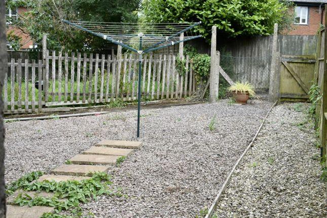Garden of Smithville Close, St. Briavels, Lydney GL15