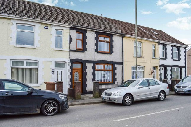 Thumbnail Terraced house for sale in Hengoed Road, Penpedairheol, Hengoed