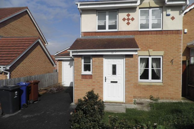 Thumbnail Detached house to rent in The Leylands, Barnsley