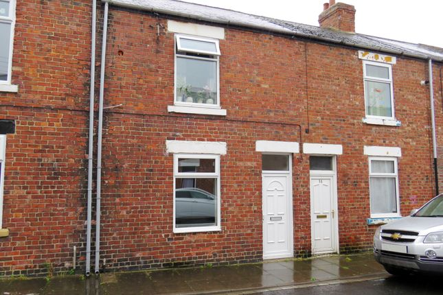 Thumbnail Terraced house for sale in Wesley Street, Coundon Grange