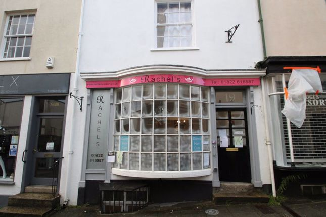 Thumbnail Property to rent in Market Street, Tavistock, Devon