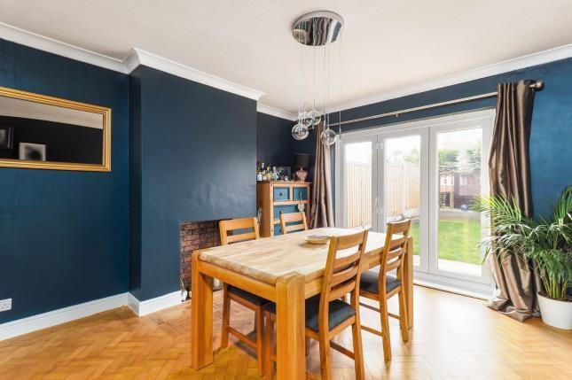 Dining Room of Charlecote Drive, Wollaton, Nottingham, Nottinghamshire NG8