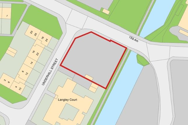 Thumbnail Land for sale in Former Bridge Inn, Station Road, Langley, West Midlands