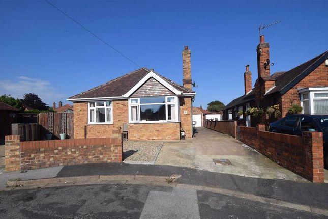 Thumbnail Detached bungalow for sale in Nightingale Drive, Bridlington, East Yorkshire