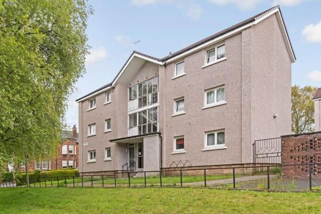 Thumbnail Flat for sale in Lora Drive, Glasgow, Lanarkshire