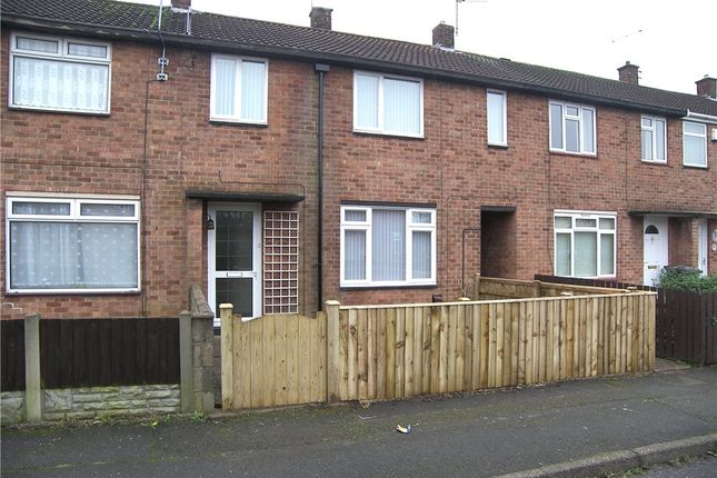 Thumbnail Town house to rent in Rodsley Crescent, Littleover, Derby