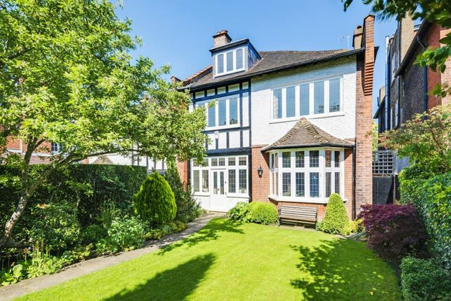 Thumbnail Property to rent in Cholmeley Park, Highgate Village