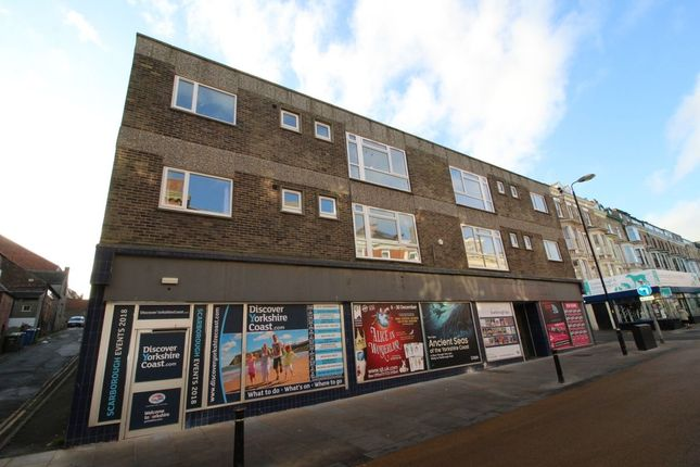 Thumbnail Flat for sale in Aberdeen Walk, Scarborough