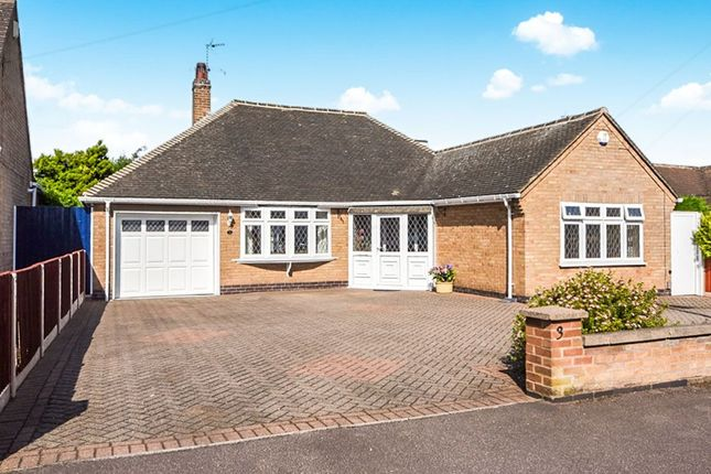 4 bed bungalow for sale in Cherry Tree Avenue, Kirby Muxloe, Leicester