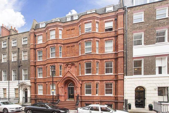 3 bed flat to rent in Nassau Street, Fitzrovia, London