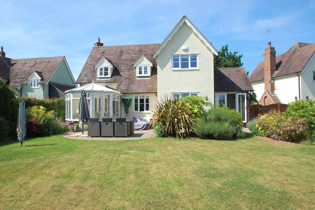 Thumbnail Detached house for sale in Harrington Close, Tiptree, Colchester