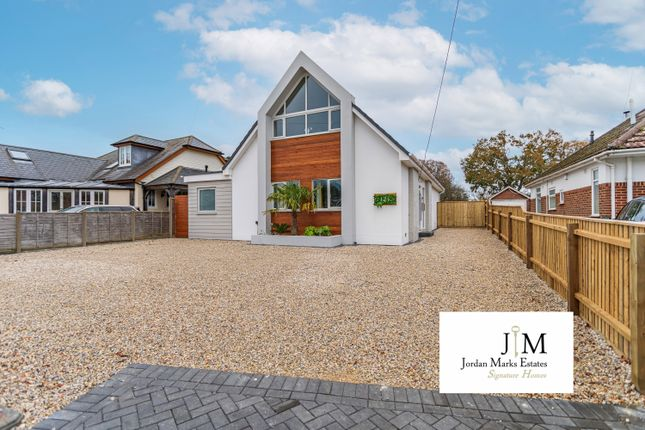Thumbnail Detached house for sale in River Way, Christchurch