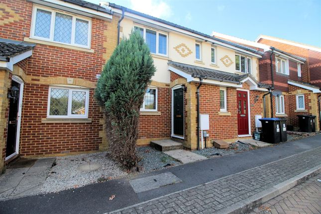 Thumbnail Terraced house to rent in Lorne Gardens, Knaphill, Woking