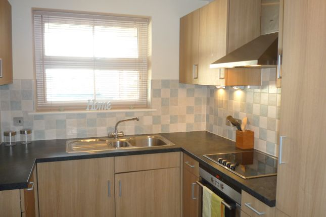 2 bed flat to rent in Church View, Wisbech PE13