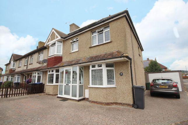 Thumbnail Property to rent in Lancing Close, Lancing