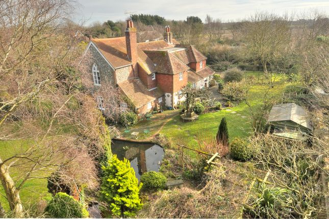 Thumbnail Detached house for sale in Poling Street, Poling, Arundel