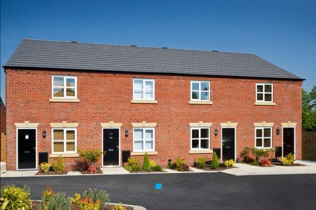 Thumbnail Terraced house for sale in Ambleside Close, Skelmersdale, Lancashire