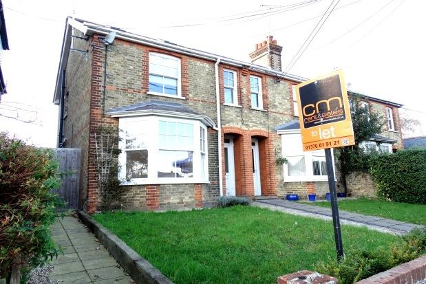 Thumbnail Semi-detached house to rent in Maldon Road, Witham